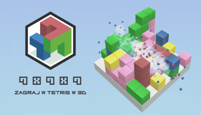 7x7x7 - Tertislike game in 3D
